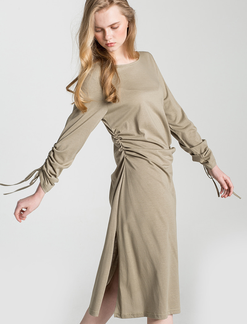 Sell Dress (Khaki)